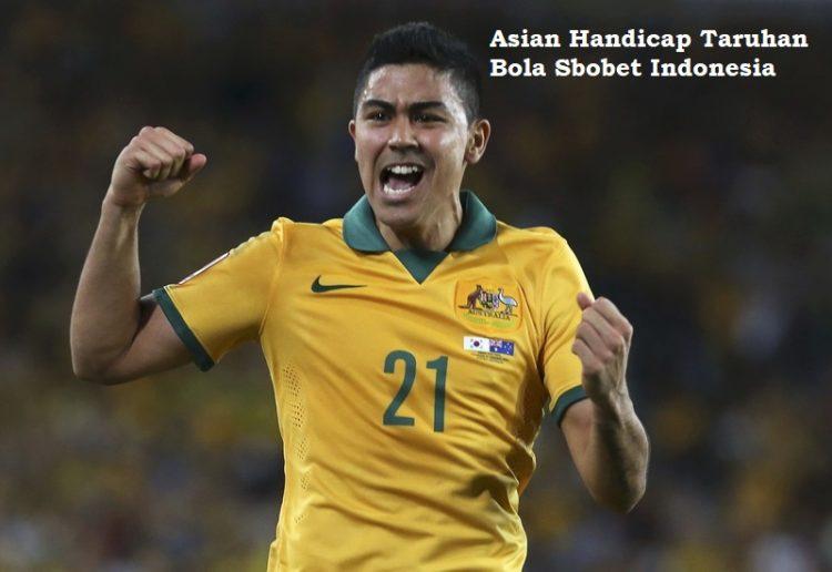 Asian Handicap Taruhan Bola Sbobet Indonesia