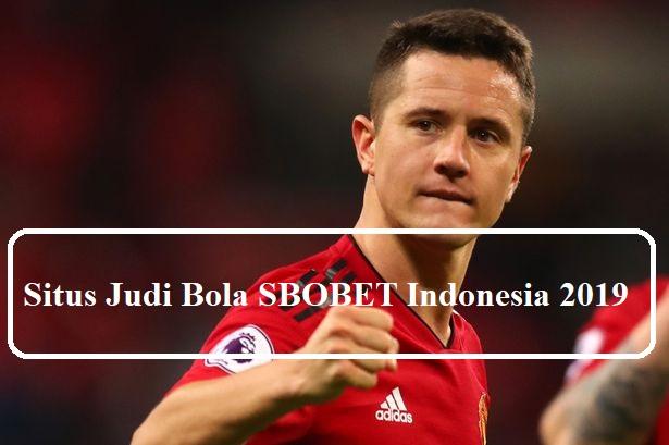 Situs Judi Bola SBOBET Indonesia 2019