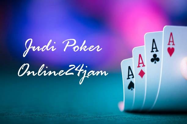 Poker Online24jam