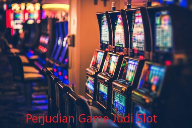 Judi Slot Online Mobile